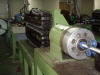 High Speed Mechanical Corrugator