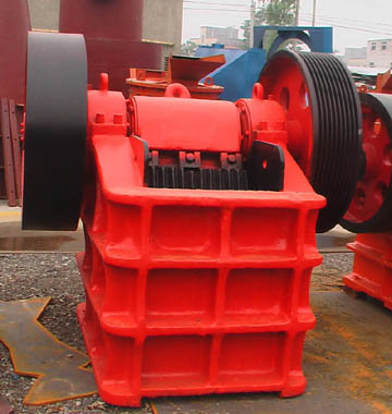 Jaw Crusher Machinery