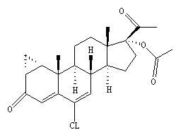 Cyproterone Acetate Cas No.:427-51-0