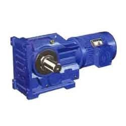 Heli-Bevel Geared Motors