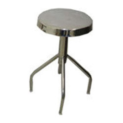 SS Stools (Fix And Revolving Type)