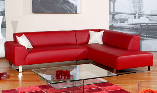 Lounge Leather Sofa