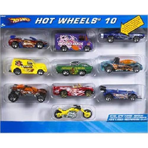 Description/ Specification of Hot-Wheel Car
