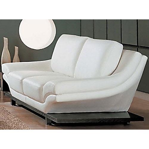 Stanley Leather Sofa Bangalore: Elegant Designer White Leather Sofas In Navi Mumbai
