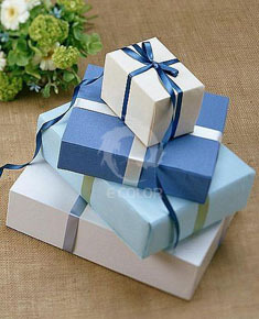 Beautiful Paper Gift Boxes