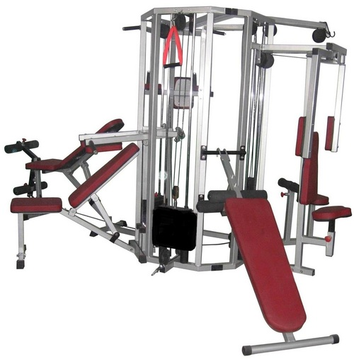 Commercial Gym Equipment Manufacturers In Delhi: Multi Gym Machine In New Delhi, Delhi, India