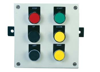 Cast Aluminium Local Control Stations