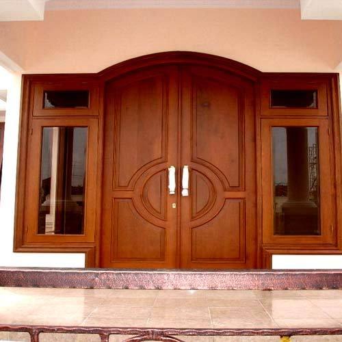 Nonteak teak door frames in kamptee road nagpur for Readymade teak wood doors hyderabad