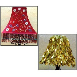Decorative Wall Lamp Shades : Decorative Lamp Shades in Asaf Ali Road, New Delhi, Delhi, India - Handicraft Impex