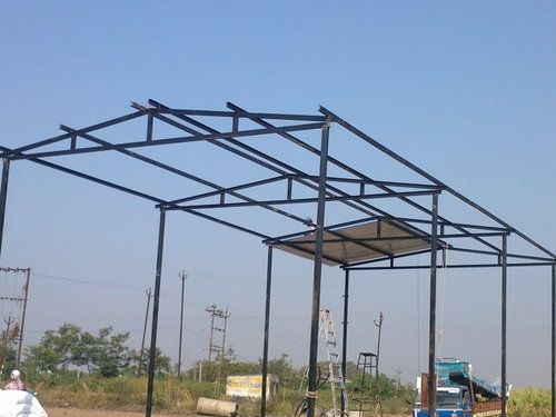 Prefab Roof Structures : Prefabricated roofing structures in surat gujarat india