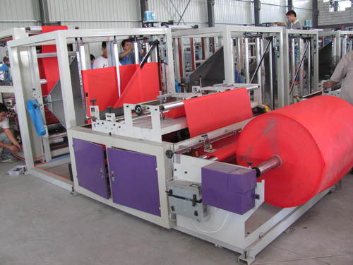 Box Type Non Woven Bag Making Machine