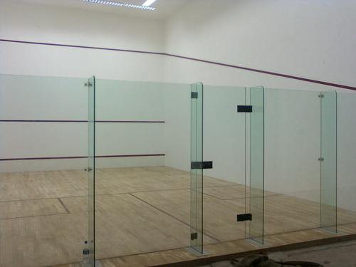Squash Court Maple Flooring