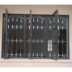 Stainless Steel Window Grill together with The Next Level 14 Stair Railings To Elevate Your Home Design 47126 further Stainless Steel Window Grill 1834762 besides 65880 furthermore Home Security Grills Their Fabrication 0. on window grills modern design