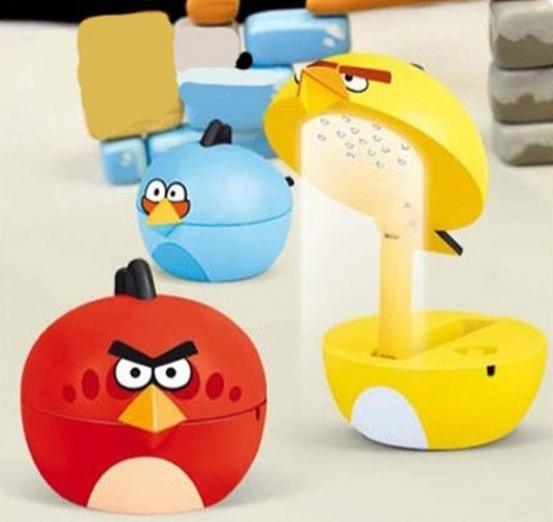 Angry Birds LED Lamp