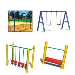 Swings / Log Rollers / Swinging Stones