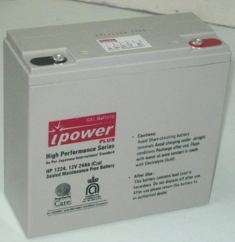 12volt 24ah Ebike Battery