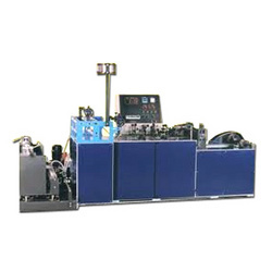 Label Glueing Machine