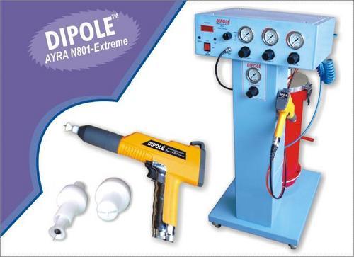 Electrostatic Powder Coating System (AYRA N801-Extreme)