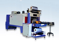 Industrial Shrink Wrapping Machines