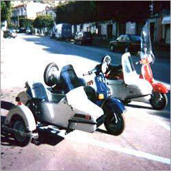 Scooter Sidecar