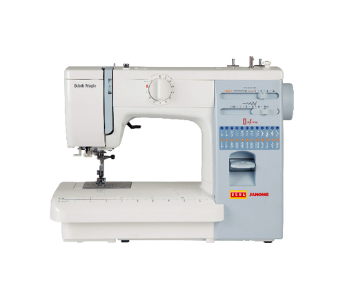 Stitch Magic Machine (Usha Janome)