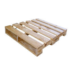 Wooden Fourway Pallets