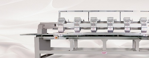 SWF/K Small Series Embroidery Machine