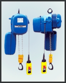 PK Electric Chain Hoist