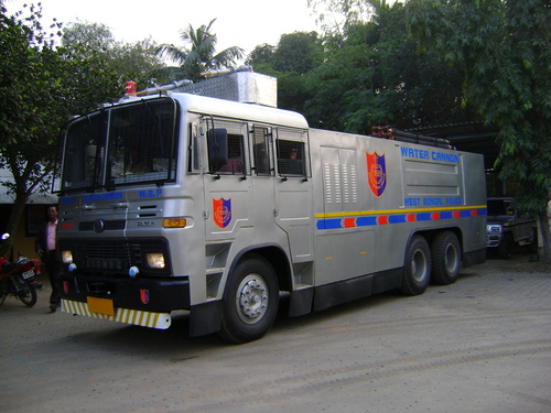 Riot Control Water Cannon