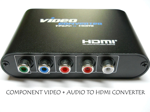 Component Video To HDMI Converter in Mumbai, Maharashtra, India - HBJ Electronic