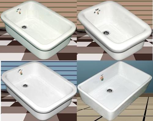 Ceramic Laboratory Sink