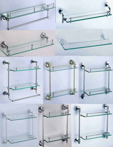 Bathroom Gl Shelves India 28