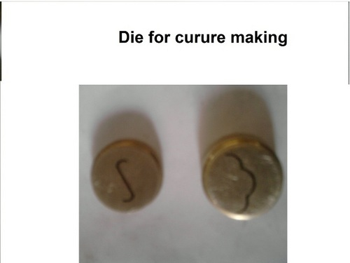 Kurkure Making Die