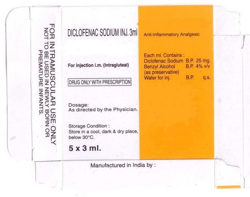 Diclofenac Overnight Delivery