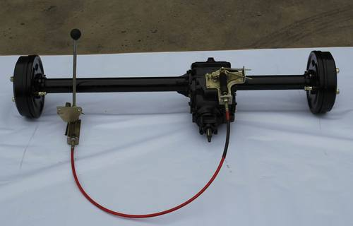 2 Speed Large Torque Tricycle Driving Axle