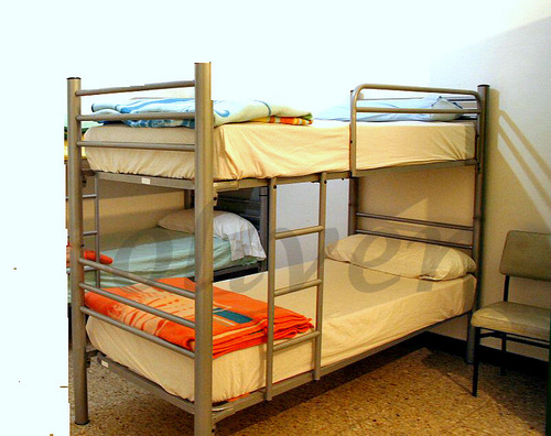 Bunk beds for a hostel : Hostel bunk bed in mumbai maharashtra india oliver