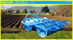 Tractor Disc Harrow