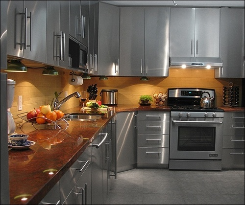 Indian Kitchens Modular Kitchens: Stainless Steel Modular Kitchen Solutions In Bengaluru