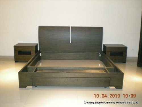 Double Bed With Storage Double Bed With Storage In Quzhou, Zhejiang, China    Zhejiang