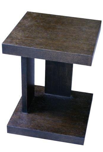 Modern Wood Side Table In Quzhou Zhejiang China