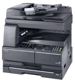 Copier With Optional Print System