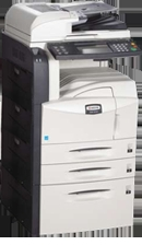 Standard Single Pass Both Side Color Scan Copier (KM-5050)