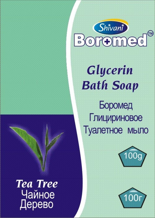 Glycerin Bath Soap