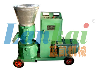 Wood Pellet Fuel Machine