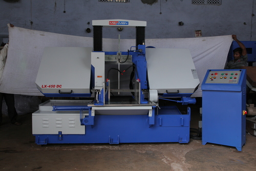 Fully Automatic Hydraulic Double Column Bandsaw Machine