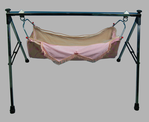 Folding Stainless Steel Baby Swings