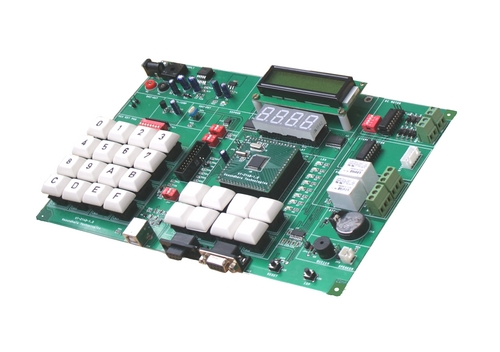 Arm7 Lpc2148 Books Lpc2148(arm7 Trainer Kit