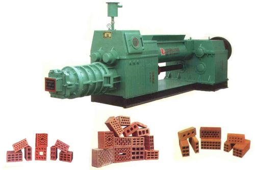 Clay Bricks Making Machine JKB50/45-30