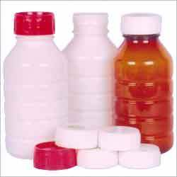 Pet And HDPE Bottles