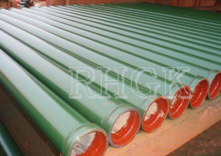 Concrete Pump Straight Pipe